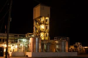 Chemical production facilities